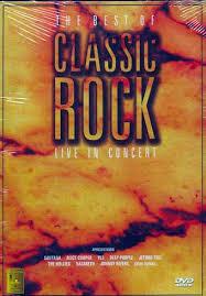 classic rock dvd