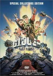 gi joe the movie dvd