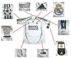 camiseta del real madrid 2009