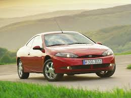 2000 ford cougar