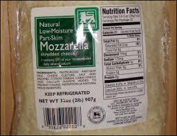 mozzarella cheese brands