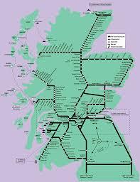 england trains map