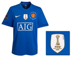 manchester united champions league shirt