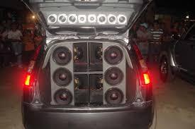 equipos de sonido para carro