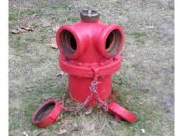 hydrants