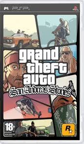 gta san andreas for psp