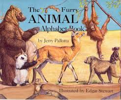 alphabet animal book