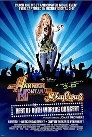 hannah montana 3d movies