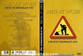 men at work dvd