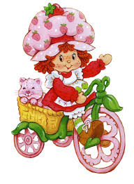 american greetings strawberry shortcake