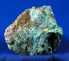 copper minerals