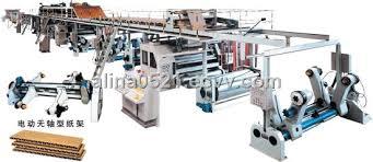 corrugated box machines