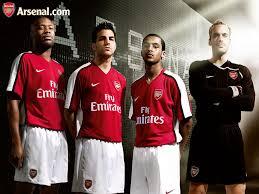 arsenal kit 2008 2009