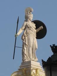 athena in greek