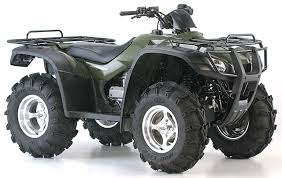 rancher 350