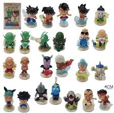 dragonballz figures
