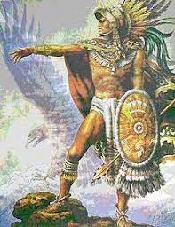 aztec warrior photos