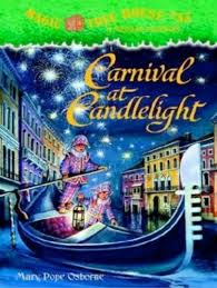 magic tree house carnival at candlelight