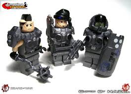 gears of war legos