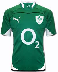 new ireland soccer jersey