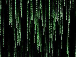 matrix background moving