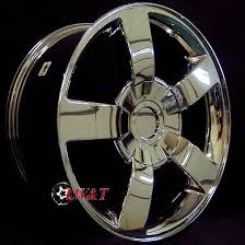 chevy oem rims