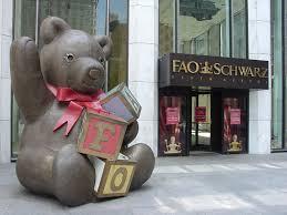 fao schwartz bear