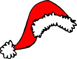 moving santa hat