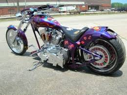 custom motorcycle paint shops