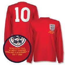england 1966 shirts