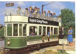 seaton trams
