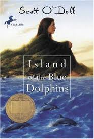 island of the blue dolphins by scott o dell