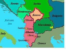 albania and kosovo
