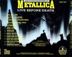 Metallica - Live Before Death