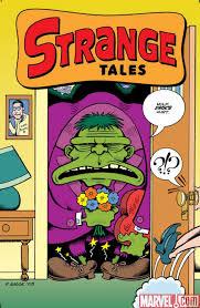marvel strange tales