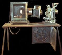 antique movie projectors