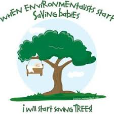 posters on save trees