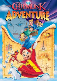 alvin and the chipmunk adventure