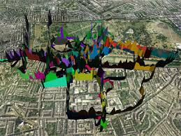london mapping