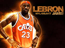 lebron james throwback