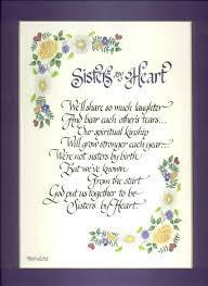 best sister poems
