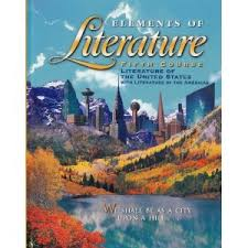 elements of literature 5th course