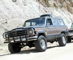 88 jeep grand wagoneer