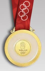 gold olympic medal