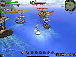 pirates of the caribbean online ships