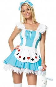 alice and wonderland costume