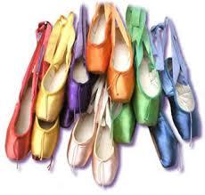 sapatilhas de ponta