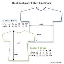 american size charts
