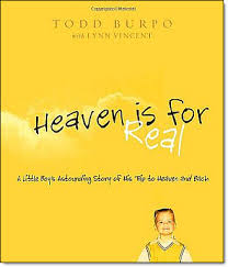 Heaven is for real cover