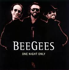 beegees one night only